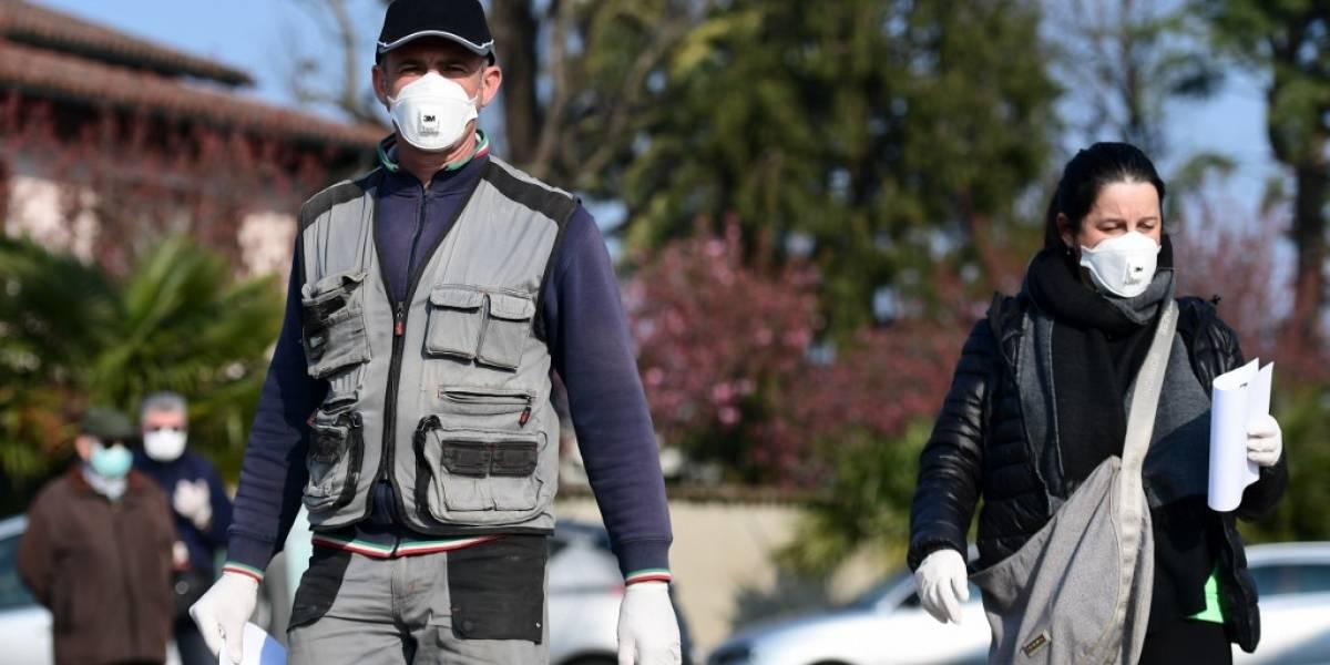 """Italia piensa en un plan para salir """"gradualmente"""" de la pandemia de COVID-19"""