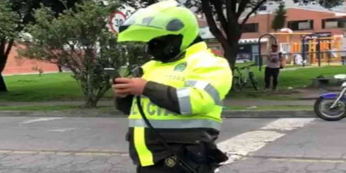 Patrullera de la Policía sufrió shock nervioso tras enterarse que tenía coronavirus