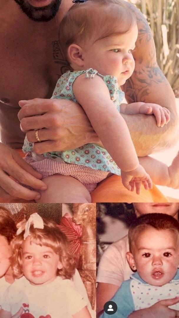 La foto con la que los fans vuelven a revivir el origen materno de los hijos de Ricky Martin