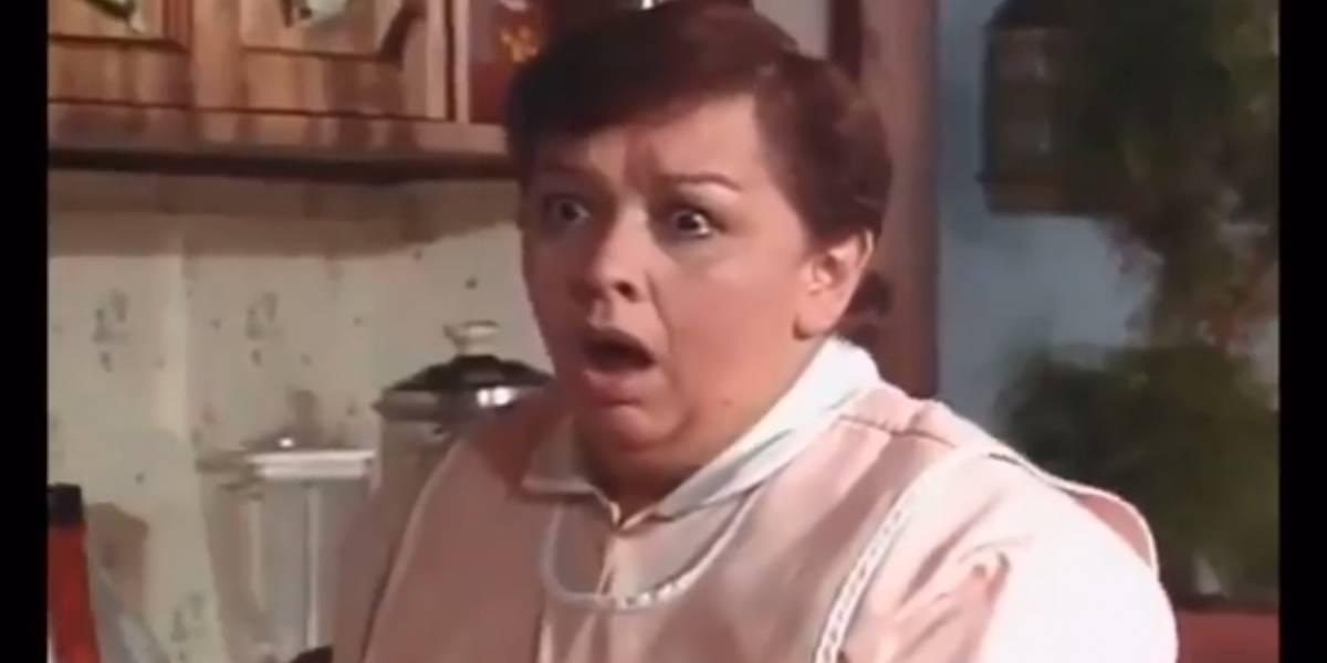 Viralizan escenas de 'Tentaciones' donde aparecía Lucero Gómez como 'Minerva'