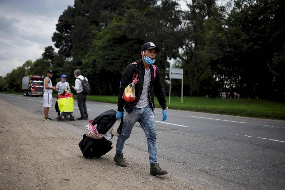 Coronavirus y Venezolanos