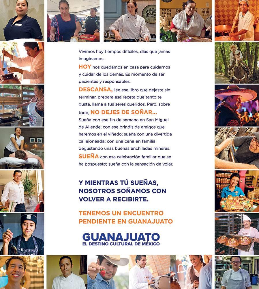 Anuncio Guanajuato edición CDMX del 6 de abril del 2020, Página 03