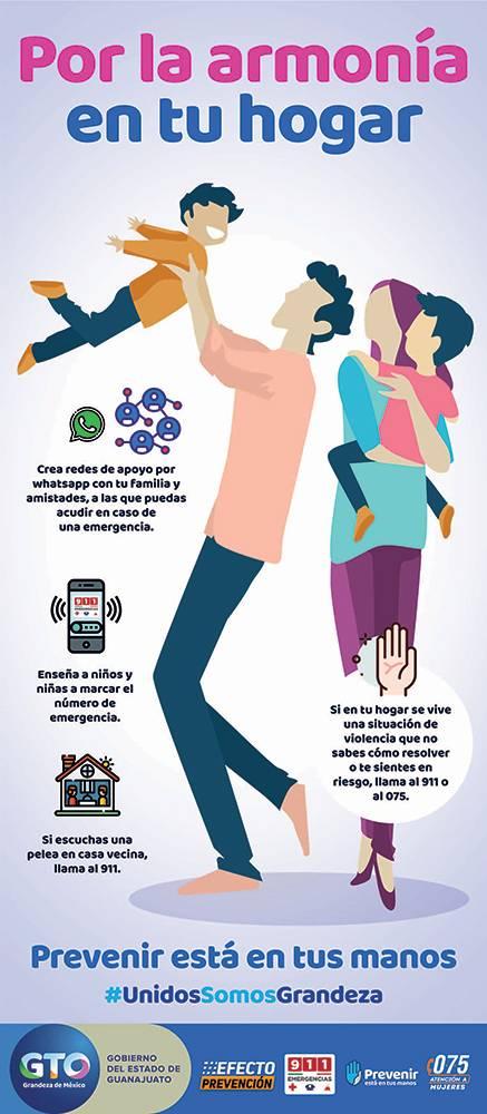 Anuncio Gobierno de Guanajuato edición León del 6 de abril del 2020, Página 05