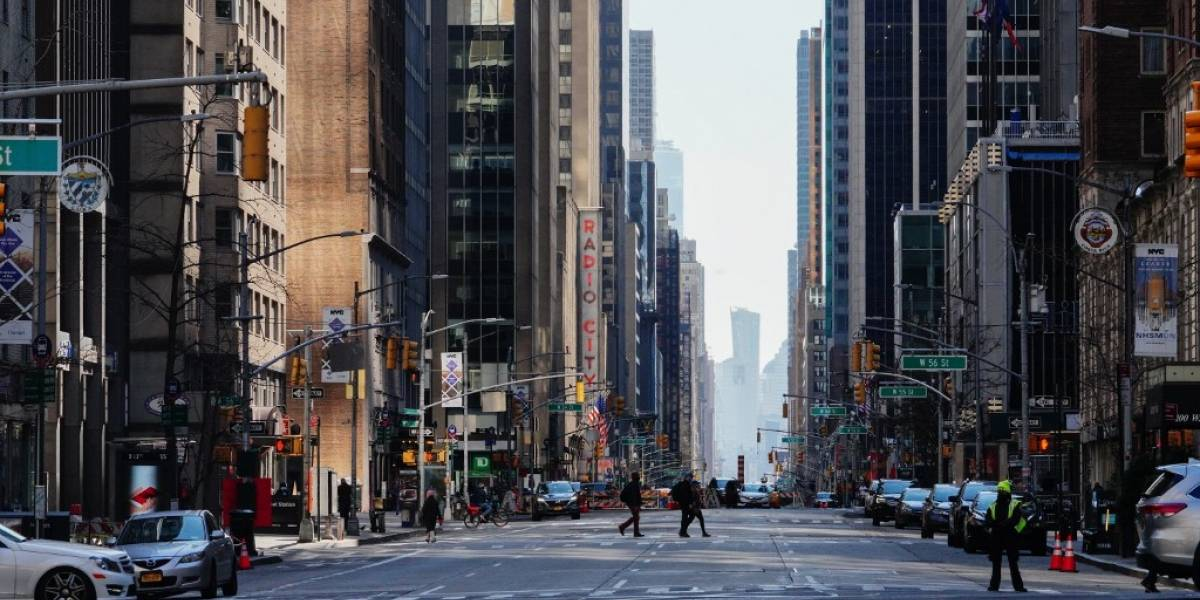Ciudades vacías, el efecto mundial del Covid-19