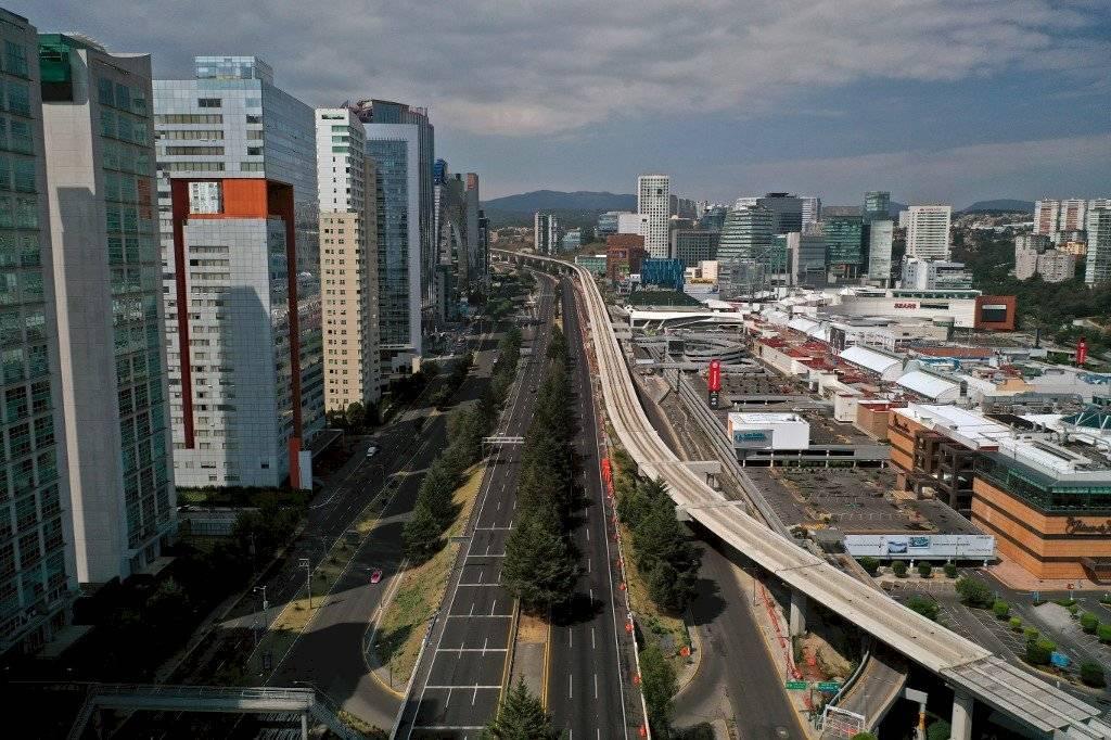 Calles y avenidas en Ciudad de México.