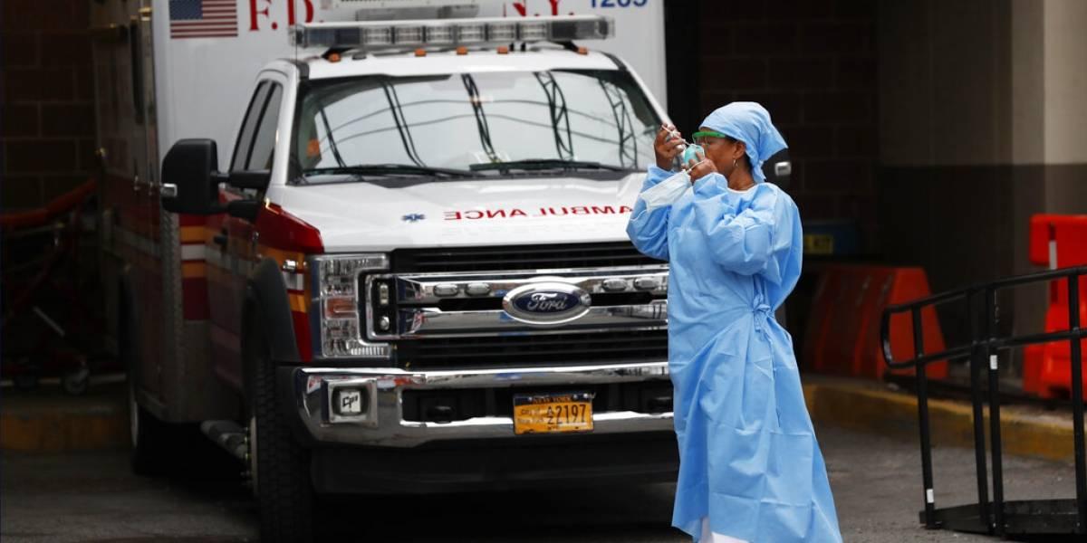 Embajador informa que al menos cuatro chilenos están hospitalizados en Estados Unidos por coronavirus