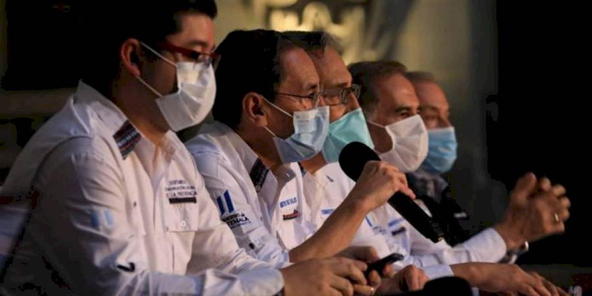 Guatemala exige a EE. UU. más controles en retornados para frenar el coronavirus