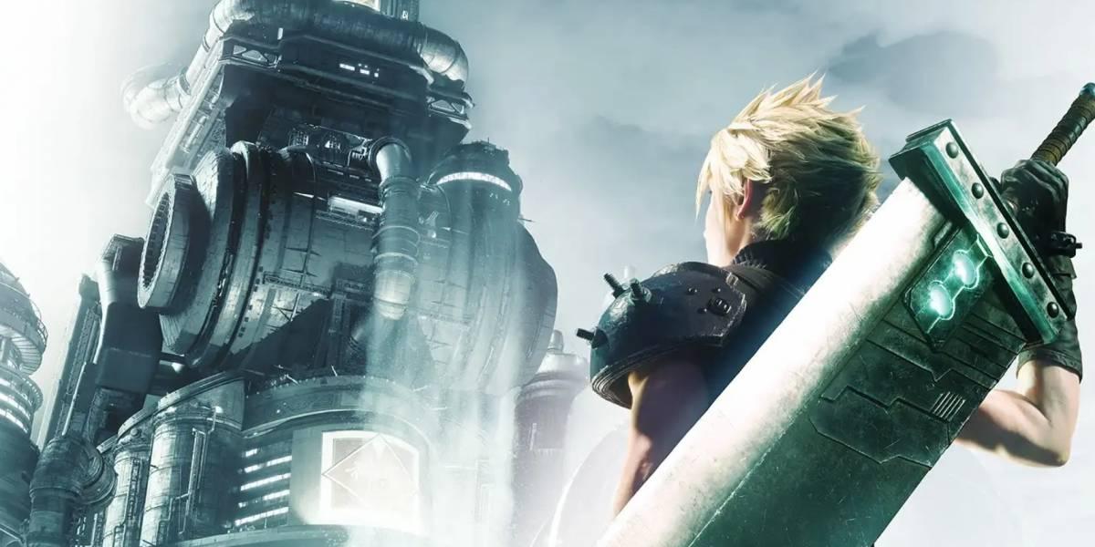 Game Final Fantasy VII Remake chega nesta semana para PlayStation 4