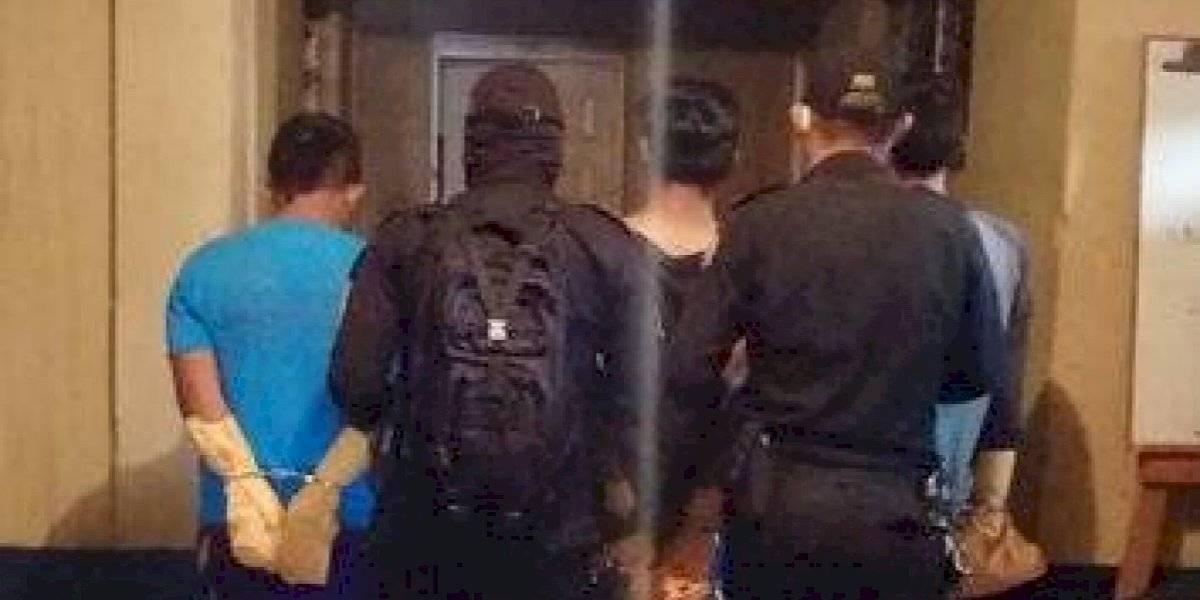 Detienen a implicados en ataque armado en Villa Nueva