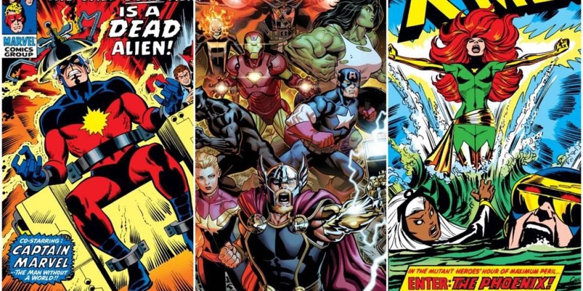 Marvel libera cómics de forma gratuita, estos son los títulos disponibles