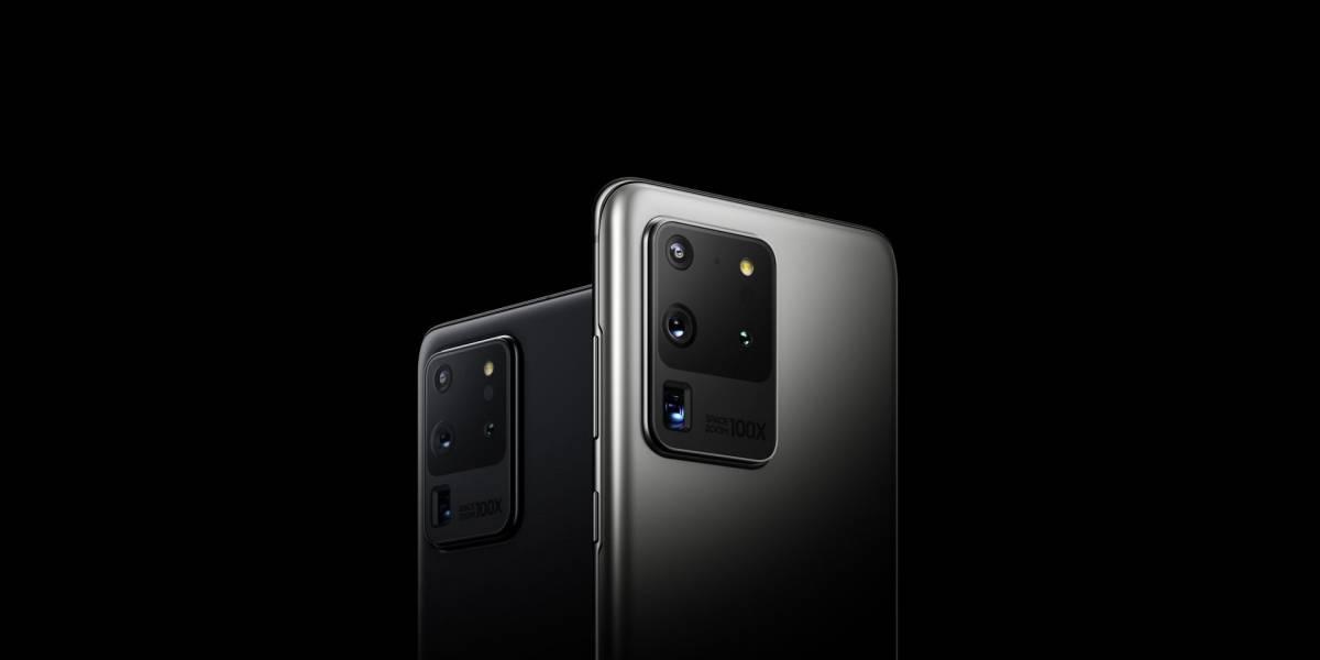 Tecnologia: Novos Galaxy S20 Ultra e S20+ recebem 5 estrelas no VCX Forum