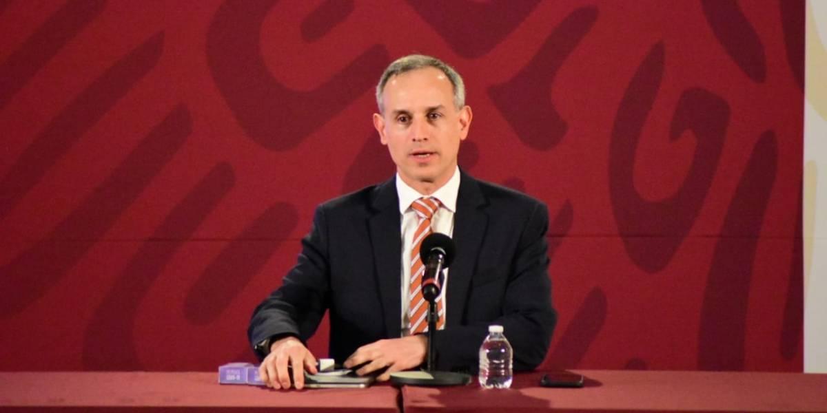 Irremediablemente habrá sobreocupación de hospitales en fase 3: López-Gatell