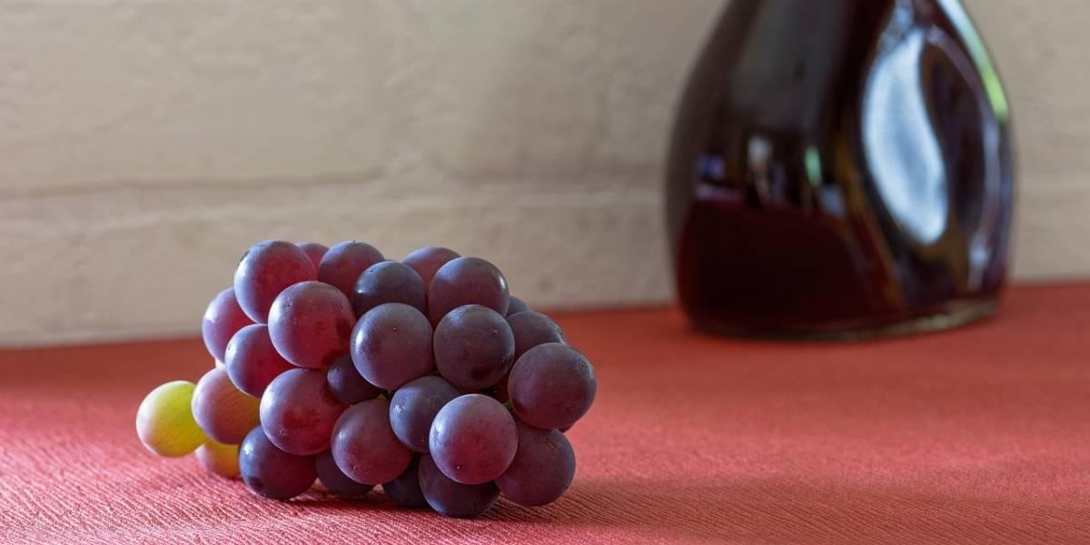 Proteja seu coração com este suco de uva e aveia