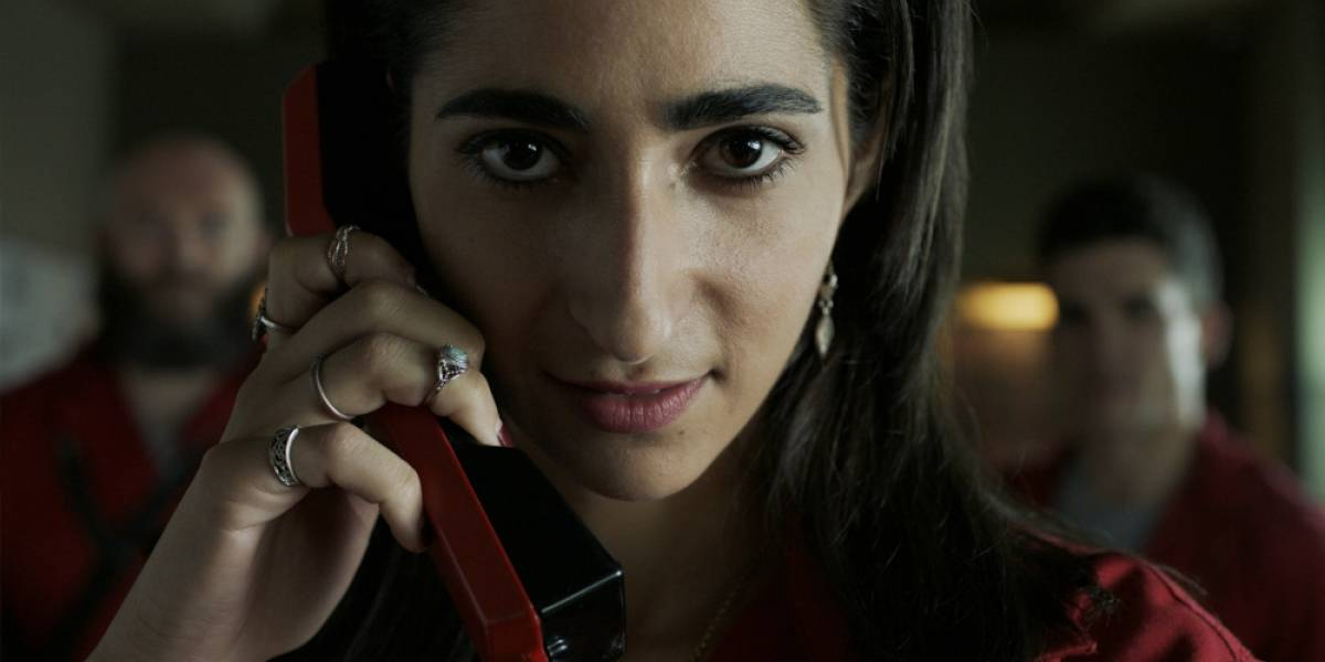 5ª temporada matriarcal em La Casa de Papel? Alba Flores (Nairóbi) responde