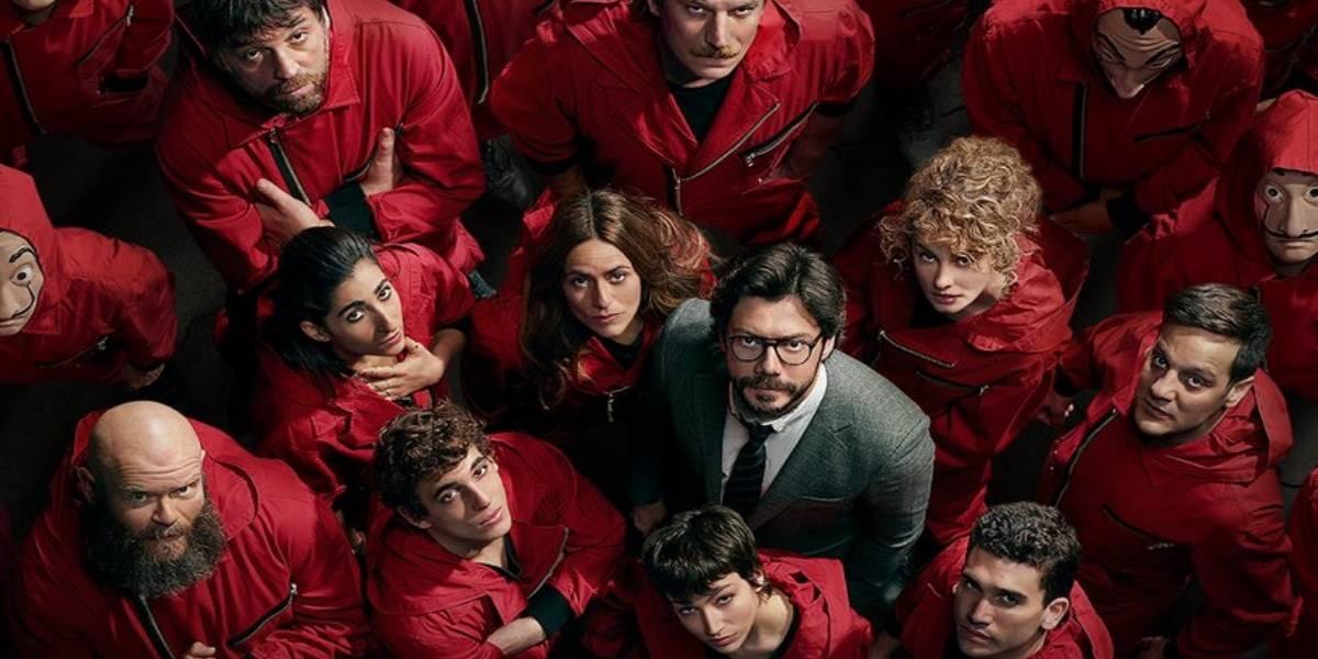 La Casa de Papel: intensa escena dejó vomitando a los actores