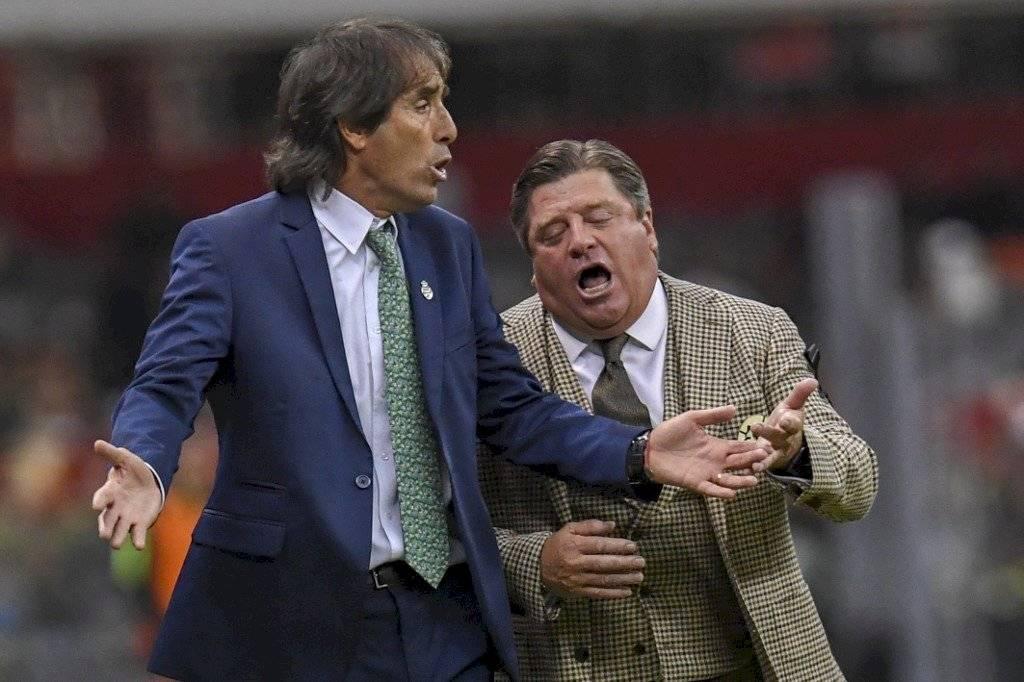 Miguel Herrera quiere dirigir a la Selección de Chile
