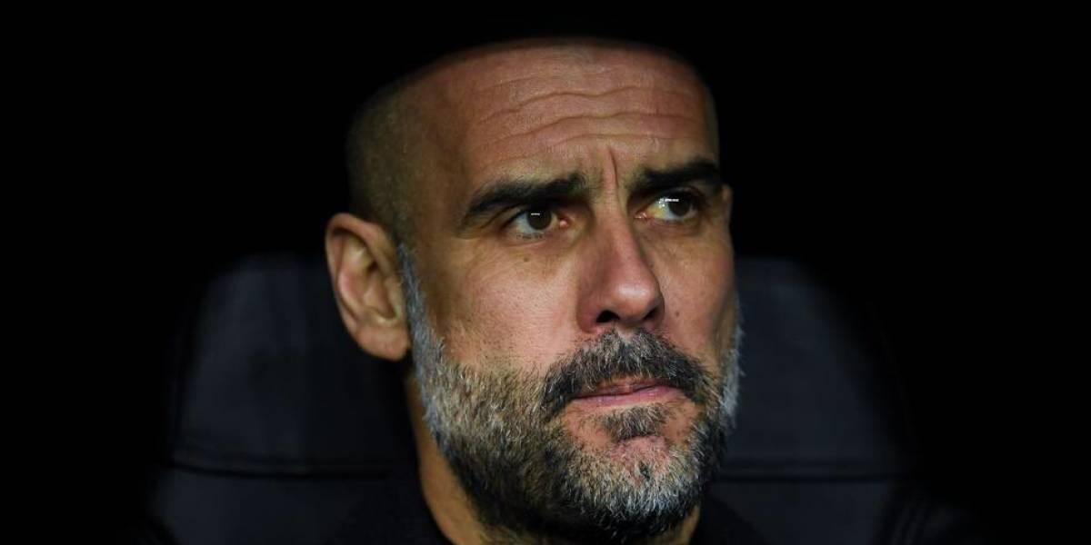 Muere la madre de Pep Guardiola, técnico de Manchester City