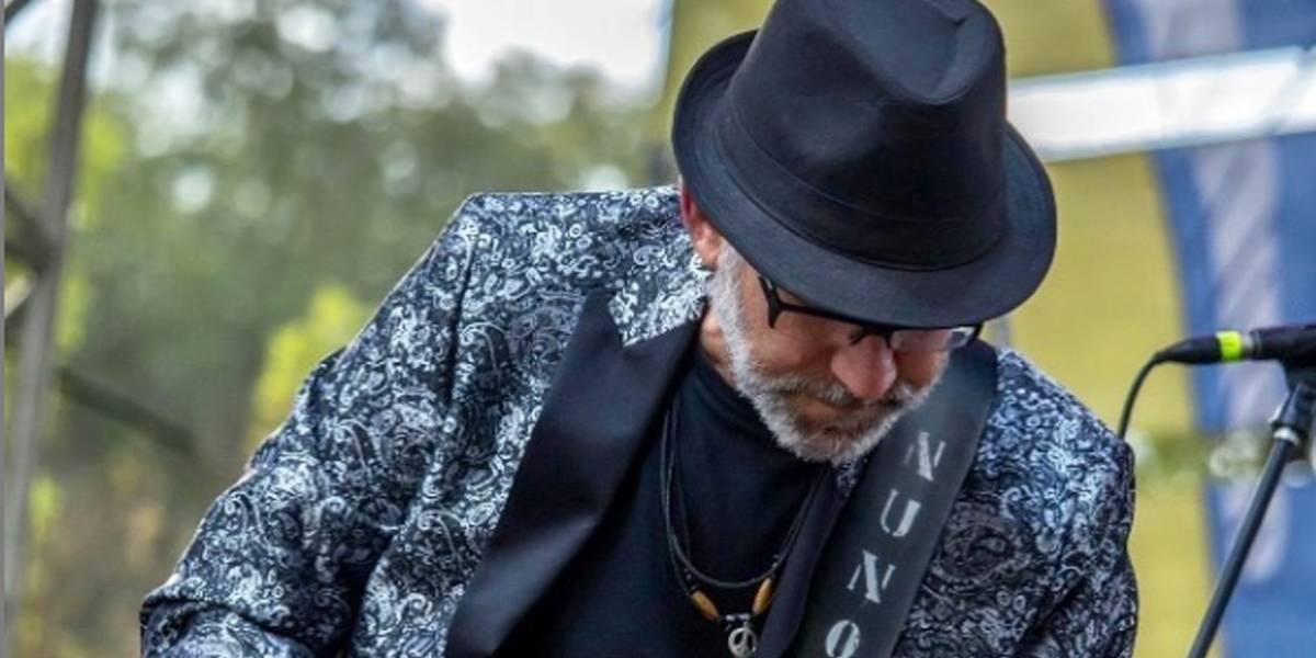 Com Angola Blues, Nuno Mindelis se reaproxima da África