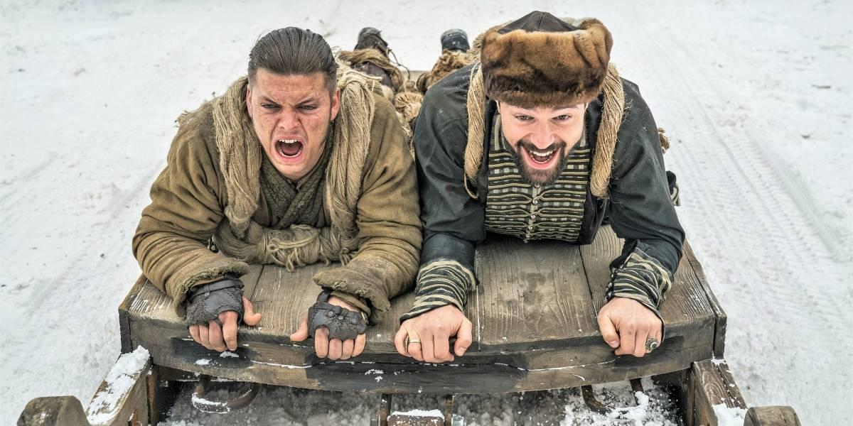Vikings: Criador deixa tensão no ar sobre aliança de Ivar e Oleg nos últimos episódios