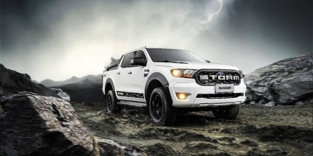 Custando quase R$ 151 mil, Ford lança nova Ranger Storm