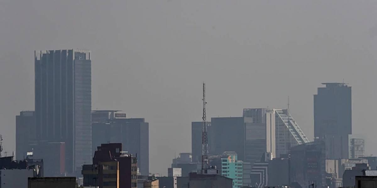 Cuarentena: ¿por qué la Ciudad de México sigue contaminada a pesar del aislamiento social?