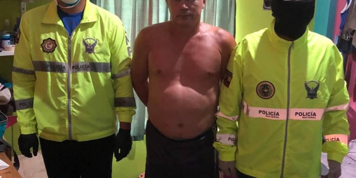 Detienen a hombre por el delito de actos de odio en Guayaquil