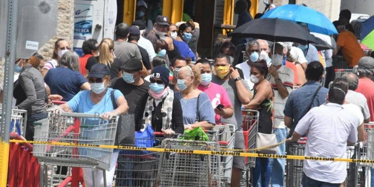"""Comerciantes advierten otro cierre provocaría """"una crisis alimentaria de grandes proporciones"""""""