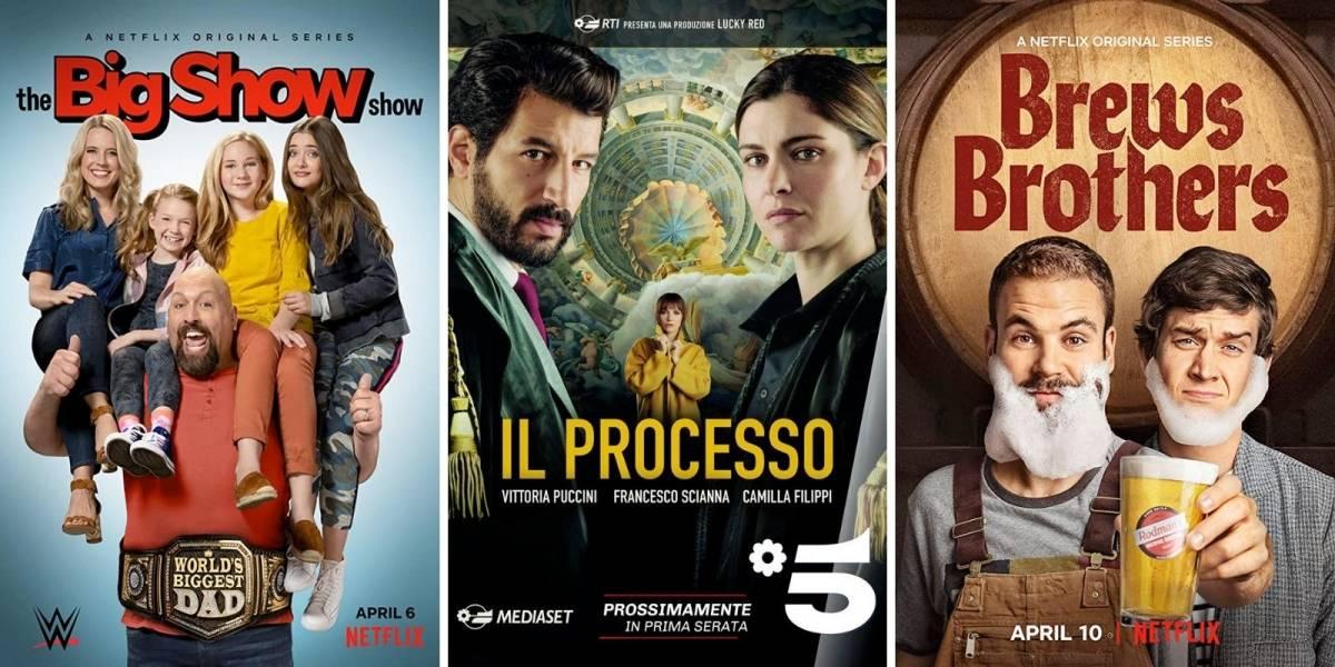 Estreias da Netflix: lançamentos da semana de 6 a 12 de abril de 2020