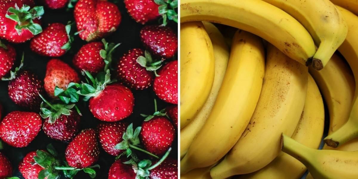 Prepare estas 2 máscaras caseiras de frutas para hidratar seu cabelo seco
