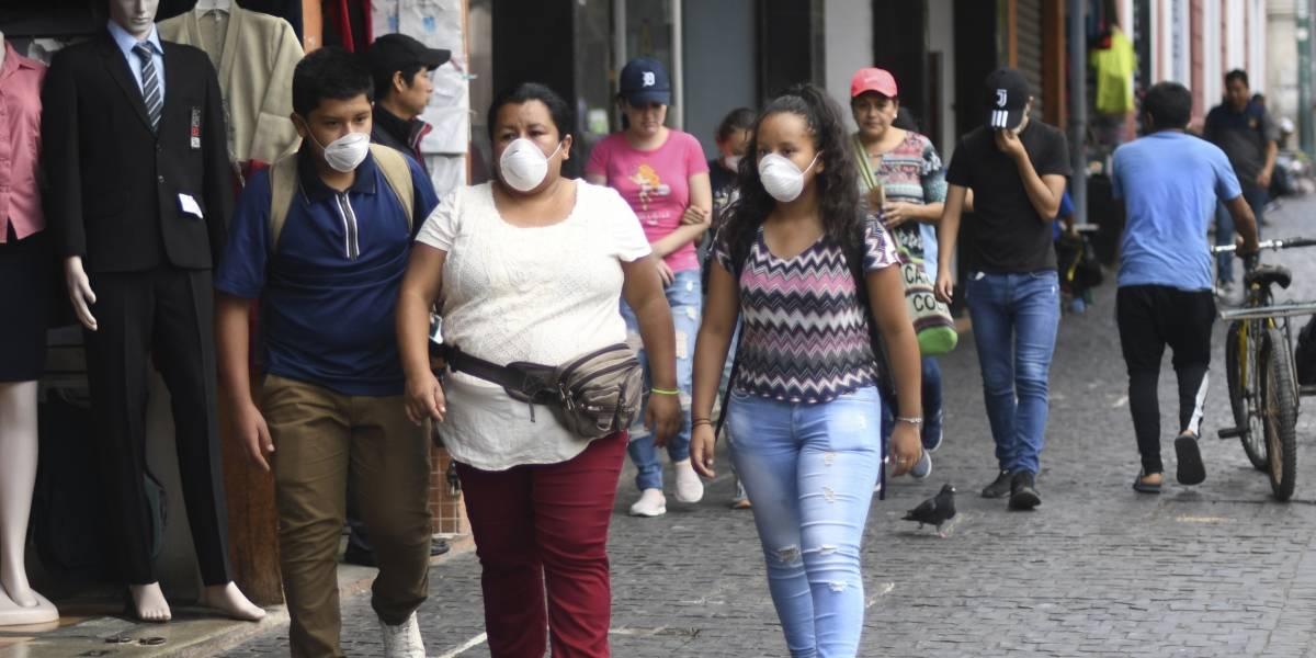 Jutiapa y Totonicapán implementan medidas para evitar contagios de Covid-19