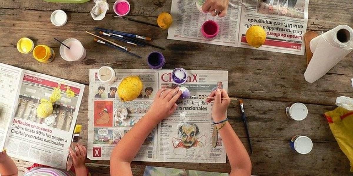 Os kits que farão seu filho pintar de verdade em vez de 'pintar o sete'