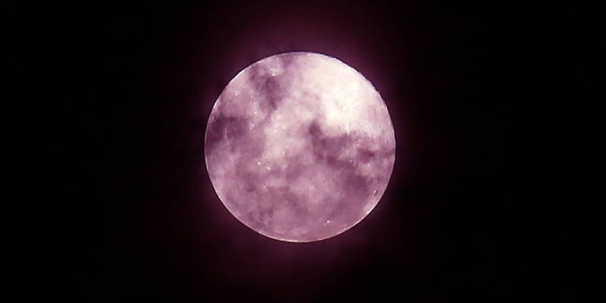 """Eclipse lunar penumbral: se viene el fenómeno de la """"Luna de Fresa"""""""