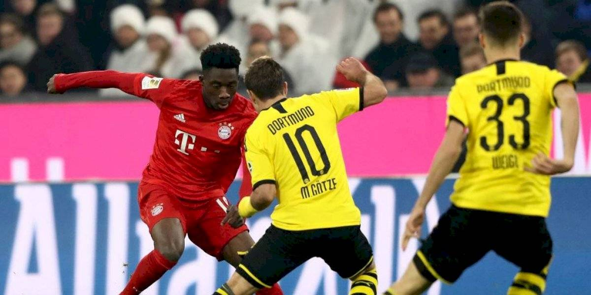 Diez jugadores del fútbol alemán dieron positivo de coronavirus, ¿se reanuda la Bundesliga?