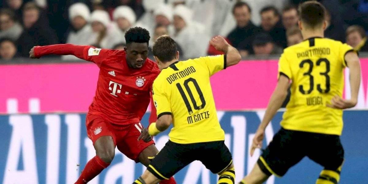 Clubes de la Bundesliga acuerdan volver al fútbol el 9 de mayo, pero...