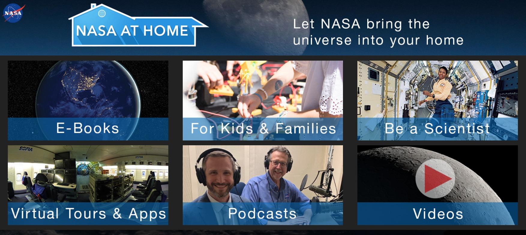 NASA Cuarentena
