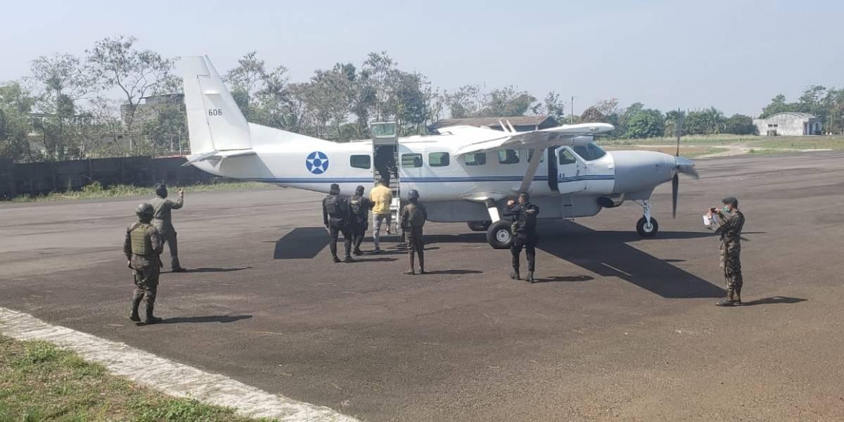Capturan a presunto narcotraficante guatemalteco requerido por EE. UU.