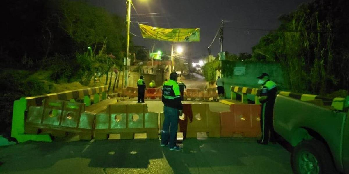 Cierran accesos a San Juan del Obispo tras detectarse caso de Coronavirus