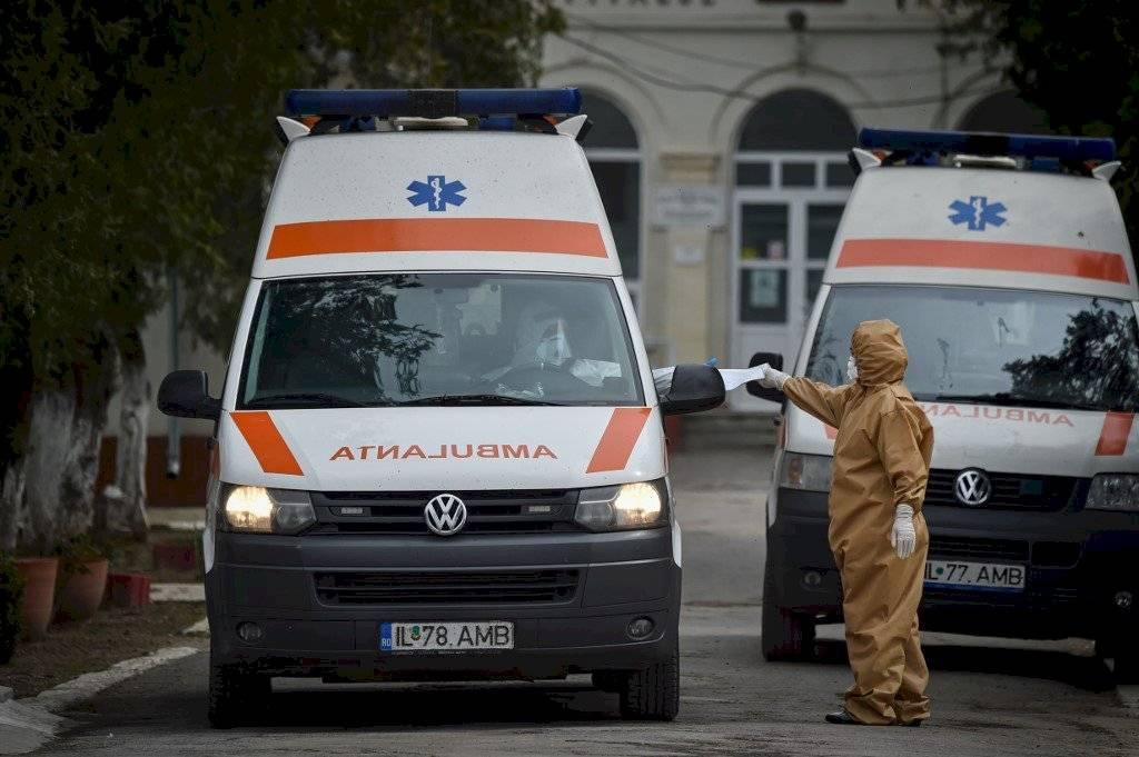 Coronavirus en Rumania