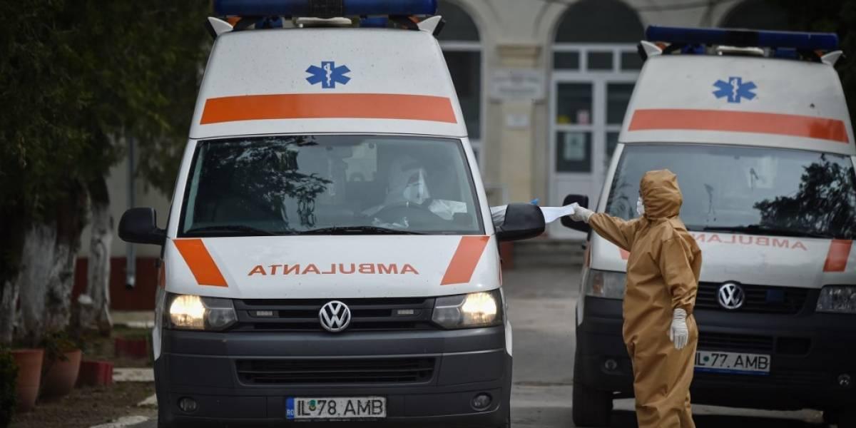 Diez recién nacidos dan positivo por coronavirus en Rumania