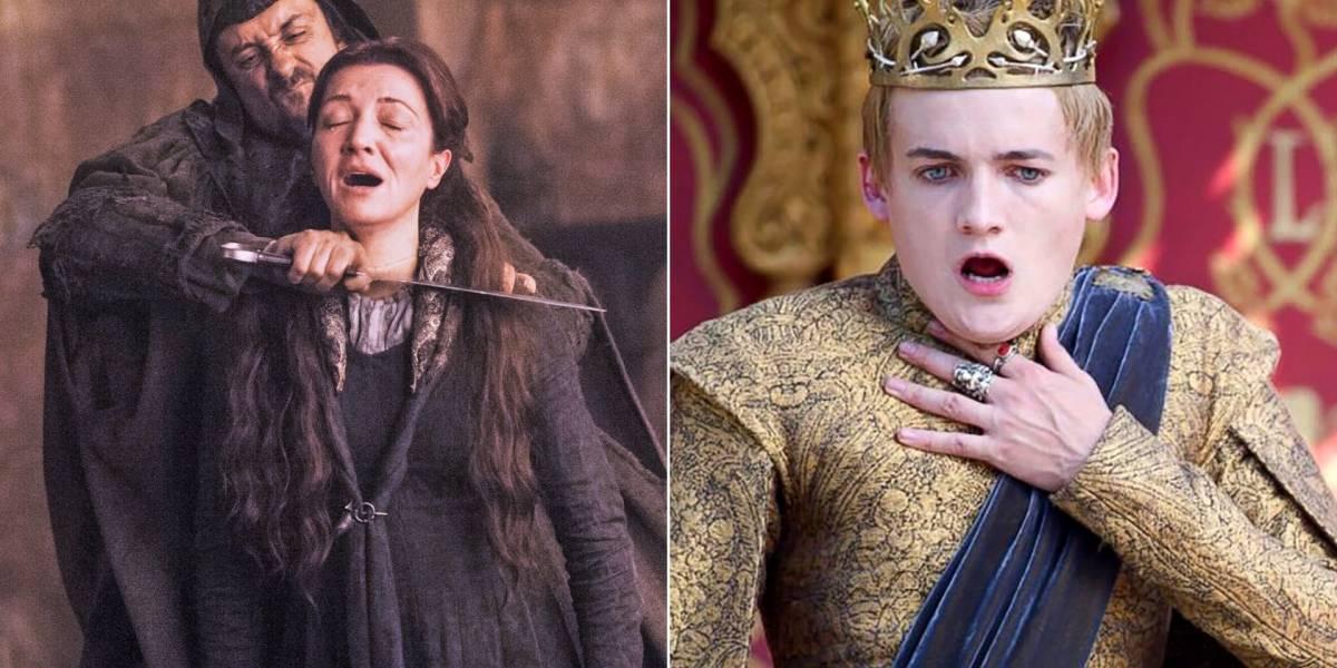 A série da Netflix em que as festas terminam tão mal quanto em 'Game Of Thrones'