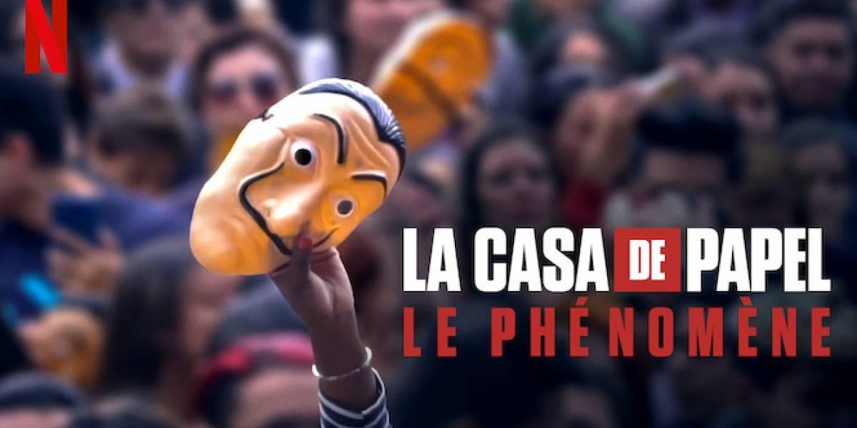 Netflix lança documentário sobre La Casa de Papel com informações reveladoras