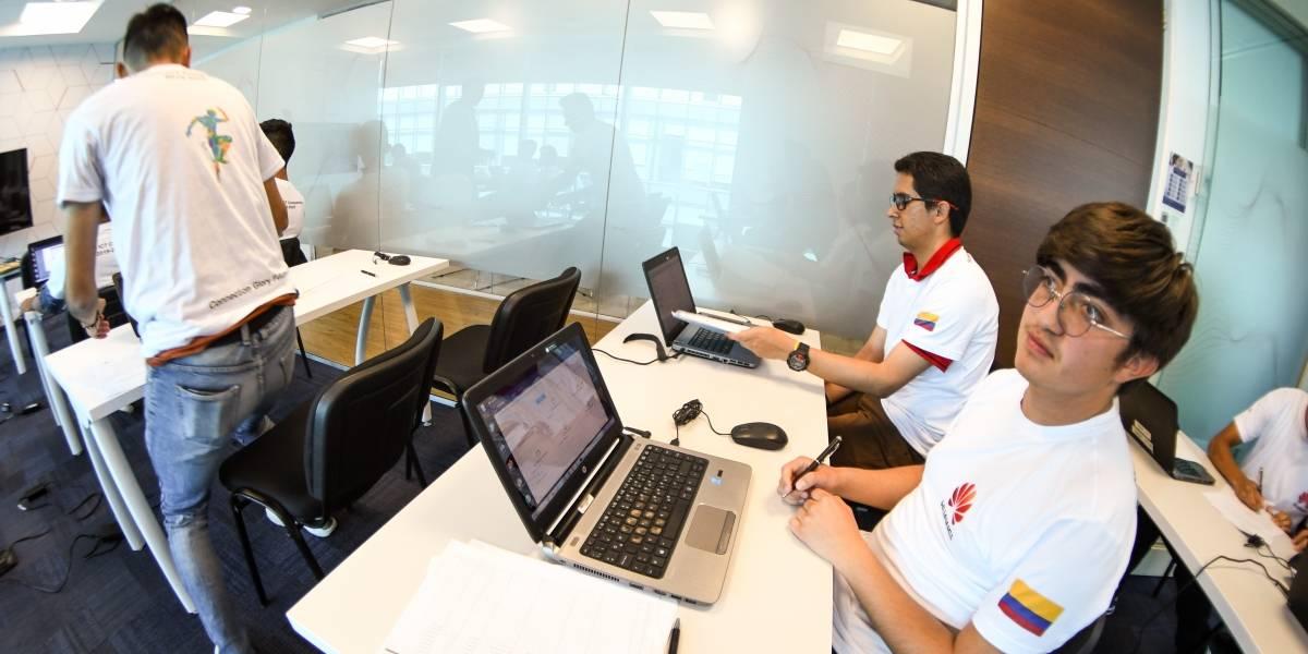 El sueño de un joven que confía en mejorar el país a través de las TIC