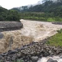 El Sistema de Oleoducto Transecuatoriano (SOTE) paralizó sus operaciones por un hundimiento de tierra en San Rafael