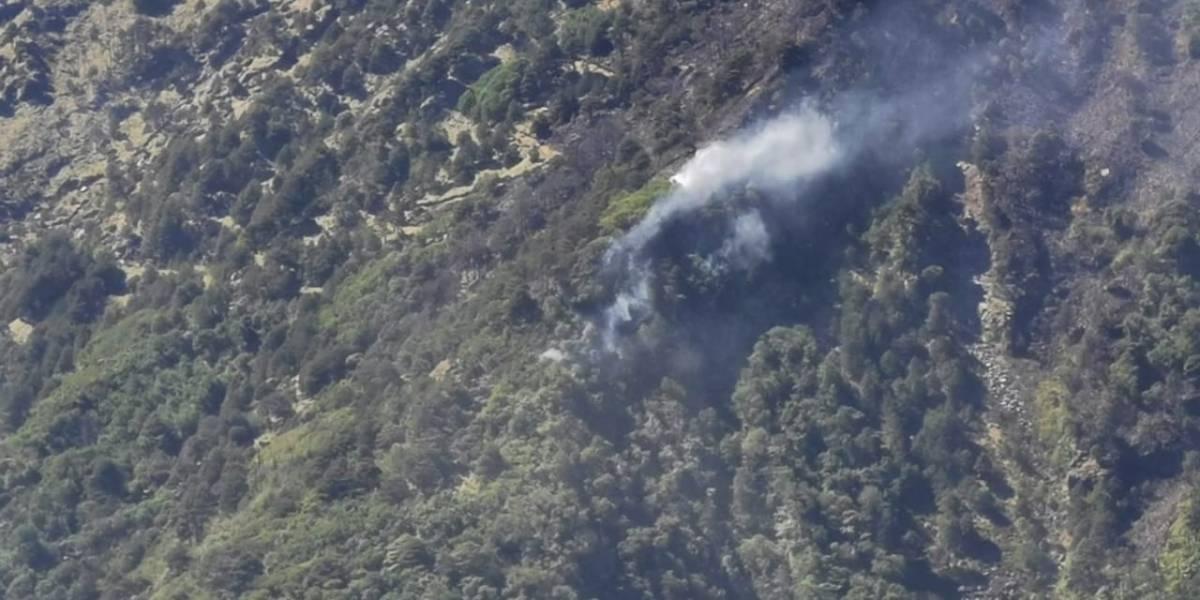 Incendios destruyen unas 2 mil 800 hectáreas de bosques