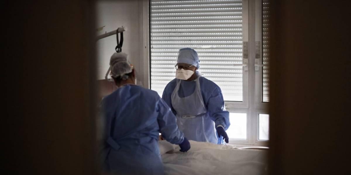 Francia supera los 10 mil muertos por coronavirus