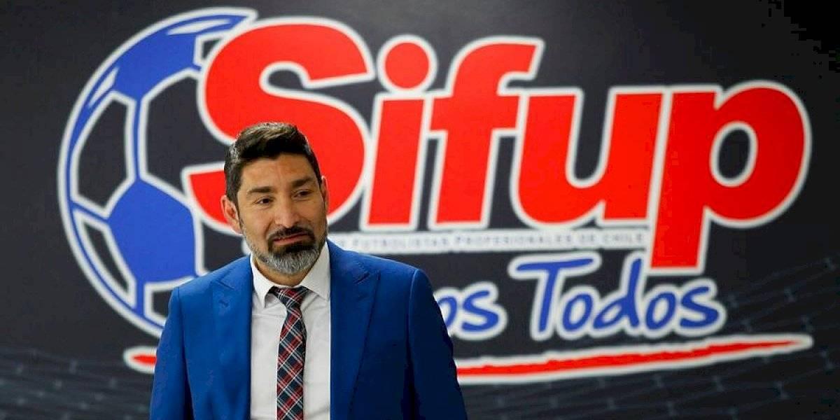 """Presidente del Sifup le respondió a Marcelo Salas: """"Me encanta cuando la gente habla y no sabe de lo que está hablando"""""""