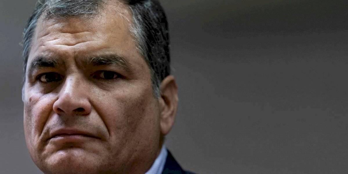 Eso era lo que buscaban, apartarme de las urnas — Rafael Correa