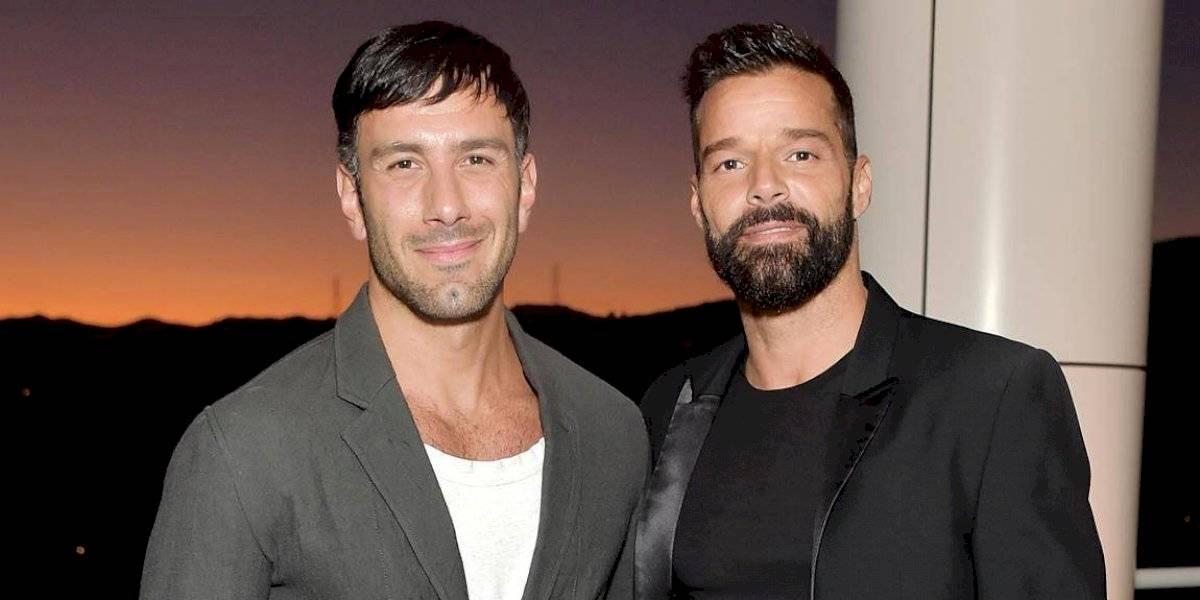 Ricky Martin mostró por primera vez el rostro de su hijo Renn
