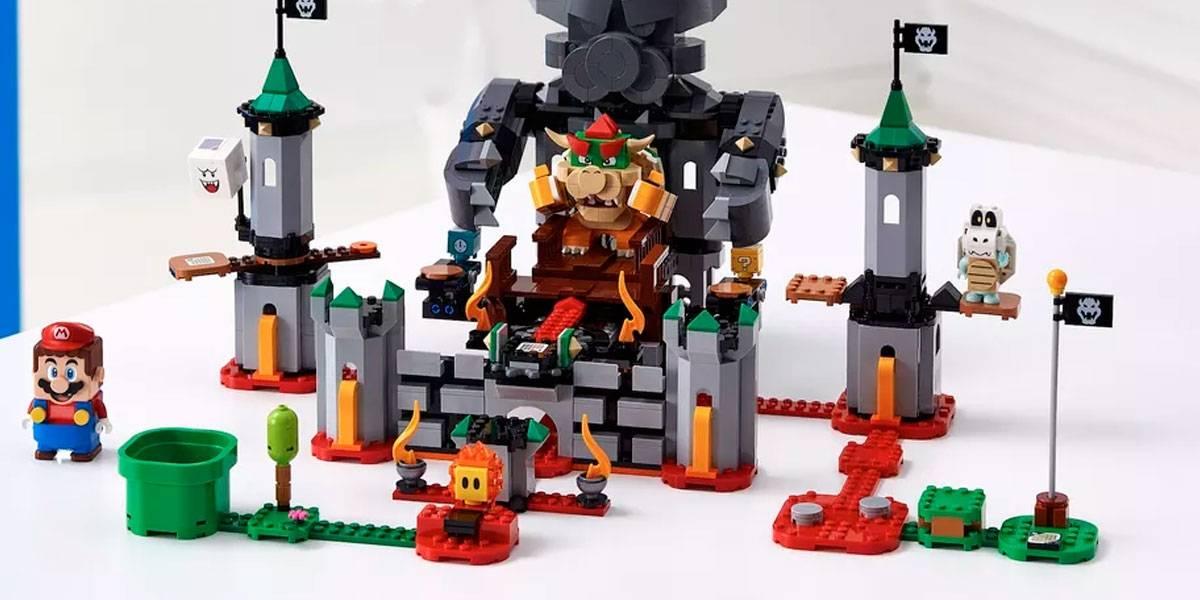 Super Mario LEGO anuncia su pronta fecha de lanzamiento y puedes reservarlo ya