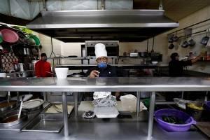 El chef del restaurante La Rambla